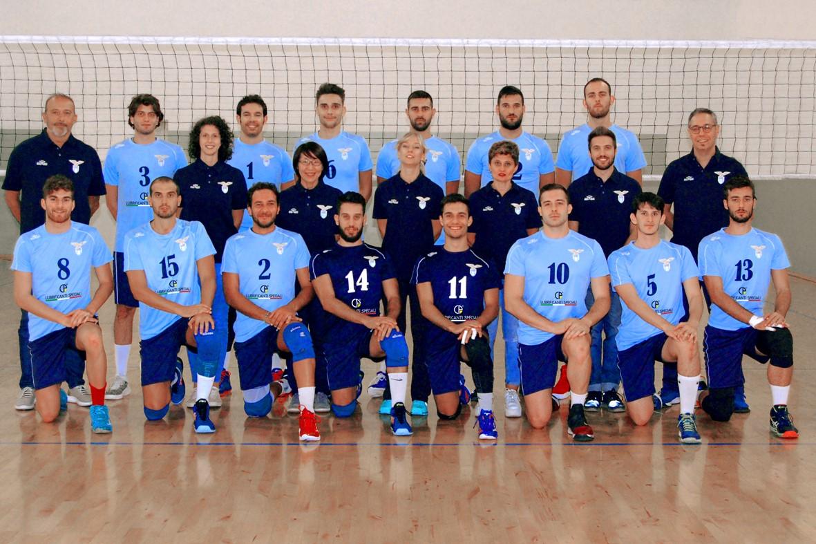 Serie BM. Grande vittoria a Genzano per la Lazio Pallavolo